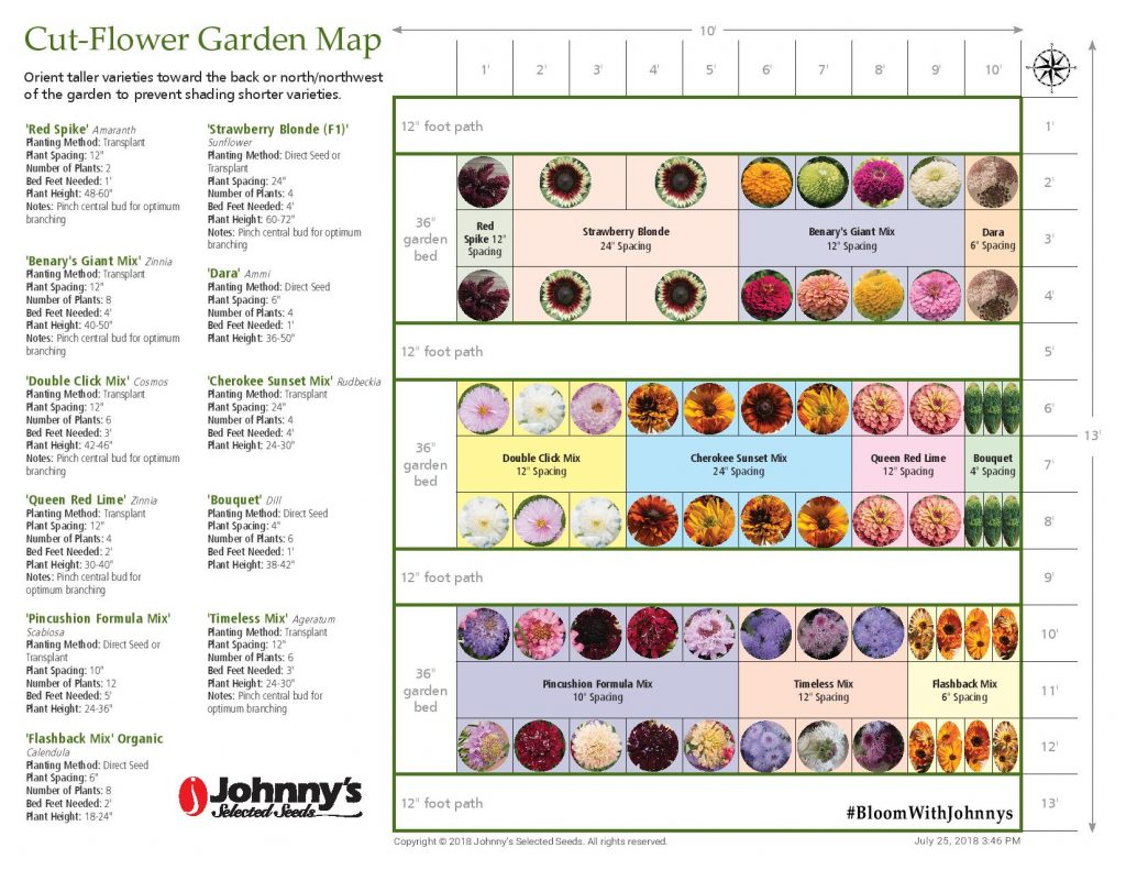 Bloomwithjohnnys Cutting Garden Inspiration And Resources From